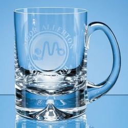 Dimple Base Pint Glass Tankard