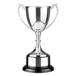 Silver Plated Trophy PAT3