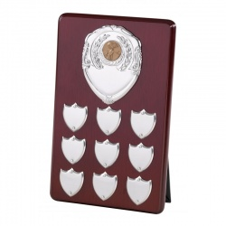 10in Wood Perpetual Plaque