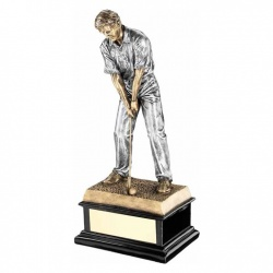 Golf Figure Trophy RF519
