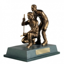 Resin Gold Golf Partners Trophy