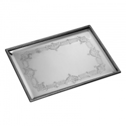 Silver Card Tray UPP113