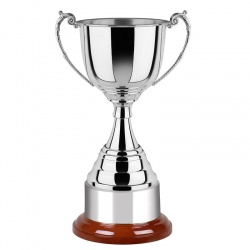 Nickel Plated Trophy WCSR1-1